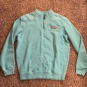Men's green VINEYARD VINES Pullover Sweatshirt SM